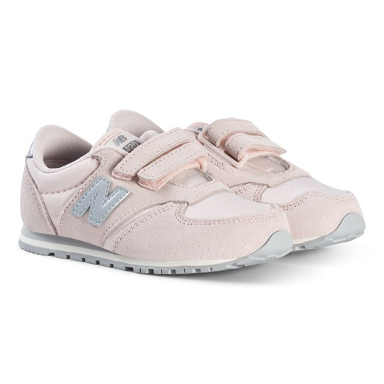 New Balance Pink and Gray Junior Sneakers Pink/Grey