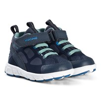 Viking VINDEREN MID GTX Navy/Royal Blue Navy/Royal Blue