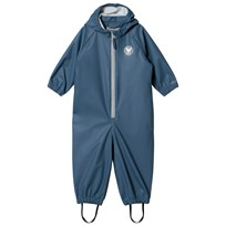 Wheat Mika Rain Suit Blue Blue