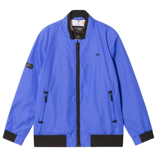 Mayoral Bomber Jacket with Printed Lining Blue 59