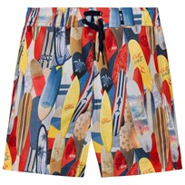 Mayoral Surfboard Printed Swim Shorts 29