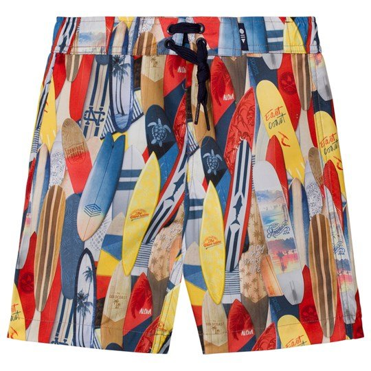 Mayoral Surfboard Printed Swim Shorts Multi 29
