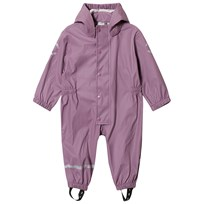 Mikk-Line Pu Rain suit Campaign Very Grape Very Grape
