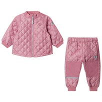 Mikk-Line Thermo set no fleece Polignac Rose Polignac Rose