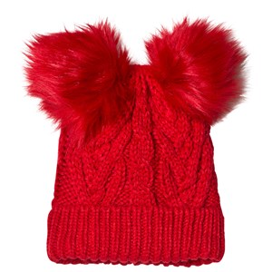 Image of GAP Cable Knit Hat Modern Red XS/S (48 cm) (2988277967)