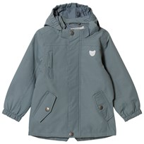 Wheat Valter Jacket Petroleum Petroleum