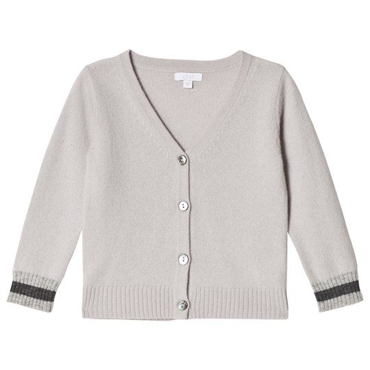Livly V-Neck Cashmere Cardigan Light Grey cream/sleeping cutie (grey)