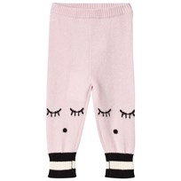 Livly Cashmere Pants Pink Pink Rose/sleeping Cutie