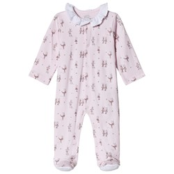 Livly Ruffle Footed Baby Body Skate Bunnies