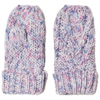 GAP Cable Knit Mittens Pastel Multi PASTEL MULTI