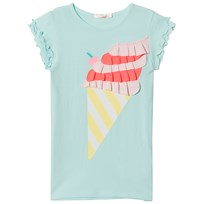 Billieblush Pale Green Ice Cream Tee Dress 76G