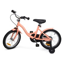 "STOY 16"" Speed Bicycle Peach Pink"