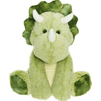 Teddykompaniet Sitting Dino Large Green