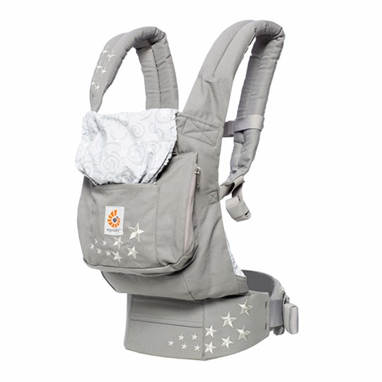 Ergobaby Original Bärsele Galaxy Grey Galaxy Grey