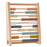 Kids Concept Abacus grey multi natural/multi