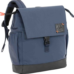 Image of Lässig Vintage Little One & Me Backpack Small Navy (2990303981)