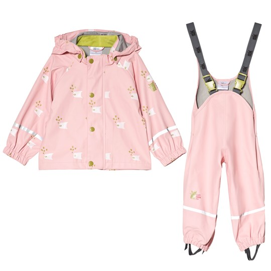 8dd1d5da Kattnakken - Bubble Fish Rain Set Pink - Babyshop.com