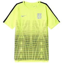 NIKE Volt Green NYR Dry Short Sleeve Top 702