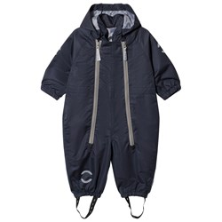 Mikk-Line Baby Coverall Blue Nights
