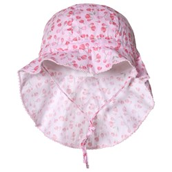 Maximo Floral Sun Hat Pink