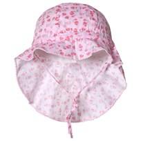 Maximo Floral Sun Hat Pink Pink