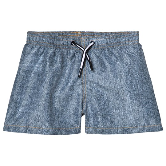 Molo Niko Swimming Shorts Denim Denim