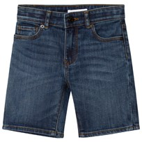 Burberry Relaxed Fit Denim Shorts Mid Indigo Mid Indigo