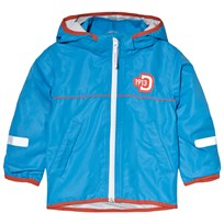 Didriksons Viskan Jacket Sharp Blue Blue