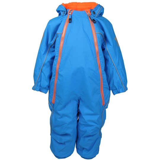 Molo Pyxis Baby Coverall Electric Blue