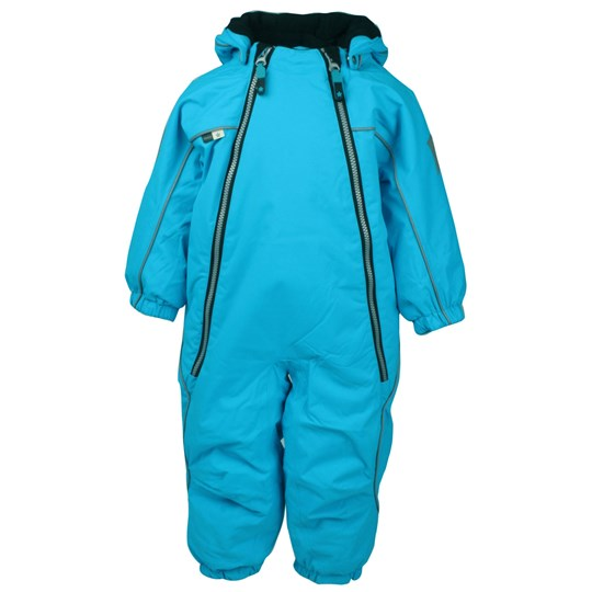 Molo Pyxis Baby Coverall Atomic Blue