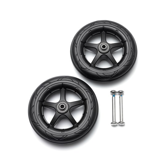Bugaboo Bugaboo Bee⁵ Front Wheels Replacement Set Black