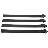 Bugaboo Bugaboo Harness Straps for Comfort Harness Black