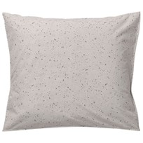 ferm LIVING Hush Pillowcase - Milkyway Cream Cream/Grey