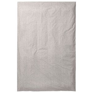 Image of ferm LIVING 150x210 Hush Duvet Cover - Milkyway Cream One Size (1084725)