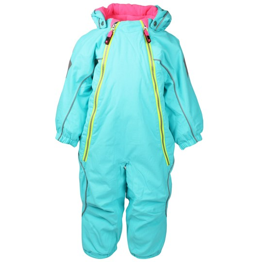 Molo Pyxis Baby Coverall Ocean Turquoise