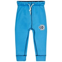 Didriksons Ljusnan Kids Pants Sharp Blue Sharp Blue