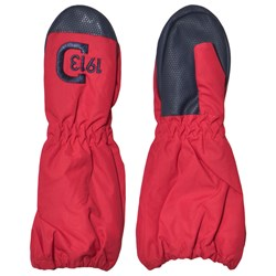 Didriksons Shell Gloves Red