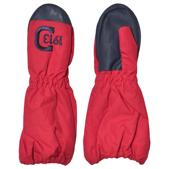 Didriksons Shell Gloves Red Red