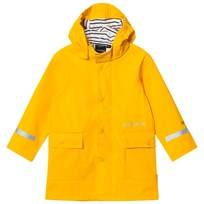 Didriksons Makrill Kids Coat Yellow Yellow