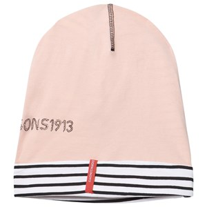 Image of Didriksons Brook Beanie Powder Pink 0-2 år (2994537015)