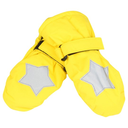 Molo Mitzy Mittens Sub Yellow Yellow