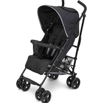 Carena Orust Double Stroller Midnight Black Black