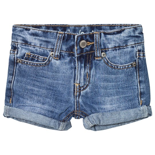 I Dig Denim Denton Shorts Blue Blue