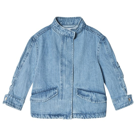 I Dig Denim Meg Jacket Light Blue Light Blue