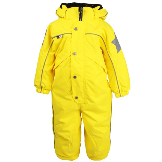 Molo Polaris Jr Coverall Sub Yellow Yellow