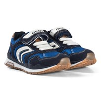 Geox Navy Pavel Velcro Sneakers C4226