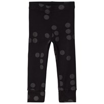 NUNUNU Braille Leggings Svart Black