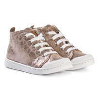 10-IS Ten C Mid Lace Nude Nude