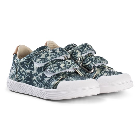 10-IS Ten V2 Shoes Camo Print Palms Camo Palms