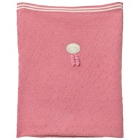 Lillelam Thin Basic Blanket Raspberry Bringebær